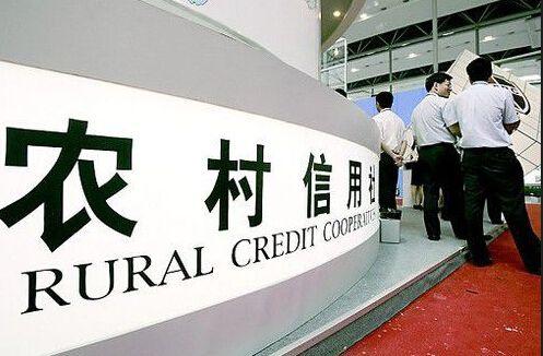 农村信用社贷款额度